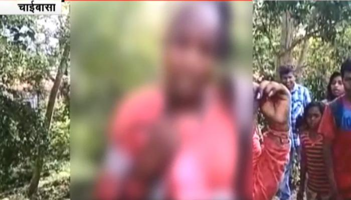 चोरीच्या संशयावरून महिलेला विद्रूप करत गावभर काढली धिंड