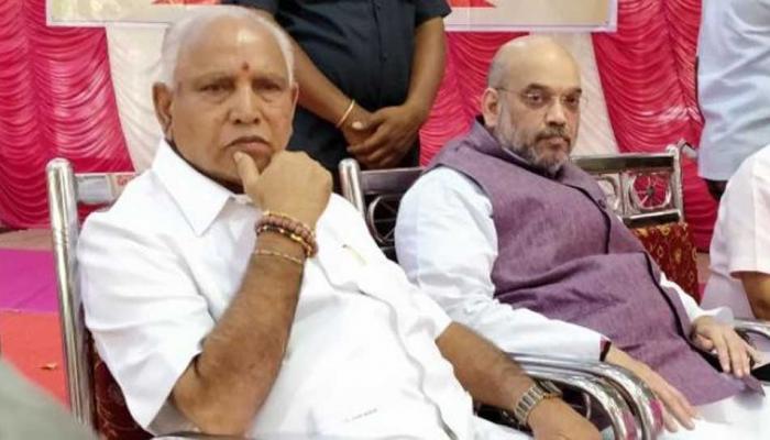 कर्नाटकचे मुख्यमंत्री येडियुरप्पांचा आज फैसला