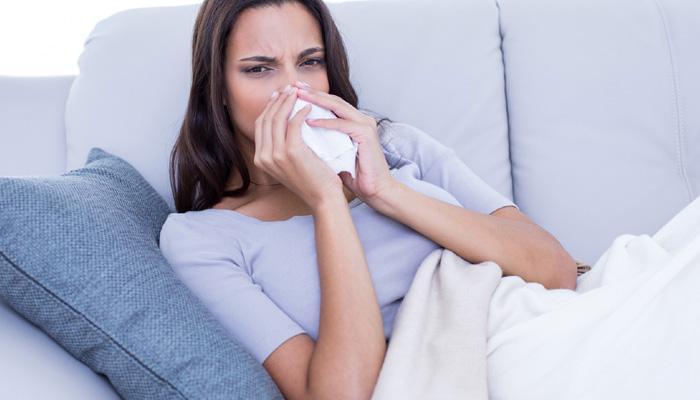 घरच्या घरी करा सर्दीवर उपाय
