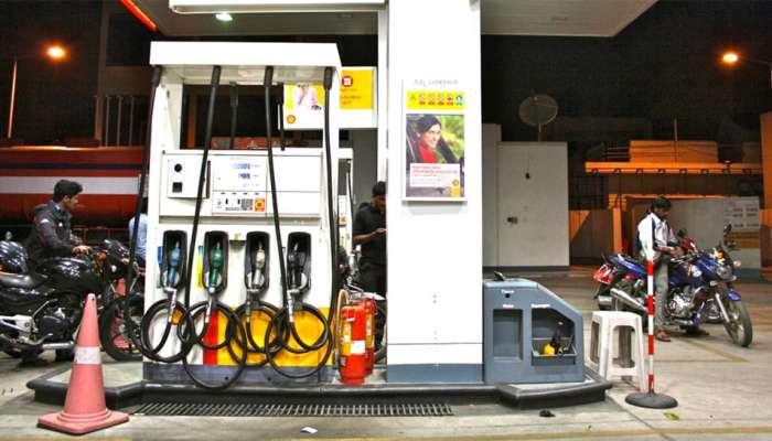 लागोपाठ तिसऱ्या दिवशी पेट्रोल-डिझेलच्या किंमतीमध्ये वाढ