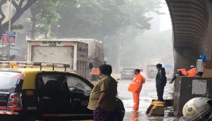 मान्सून अपडेट @ २४ तास: मुंबईसह कोकणात मुसळधार पाऊस