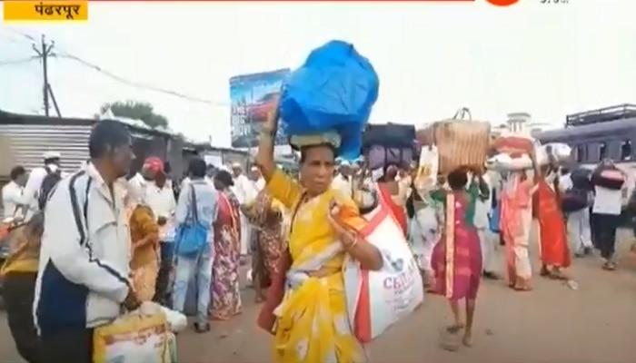 महाराष्ट्र बंदाचा एसटी वाहतुकीवर परिणाम; घरी परतणाऱ्या वारकऱ्यांना फटका?