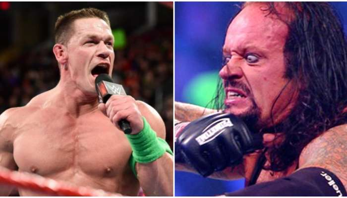 WWE: जॉन सिना विरूद्ध अंडरटेकर; SummerSlamमध्ये रंगणार सामना?
