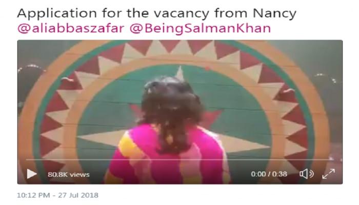 'भारत'मध्ये भुमिका मिळवण्यासाठी सुनील ग्रोव्हरचा खास ऑडिशन व्हिडिओ