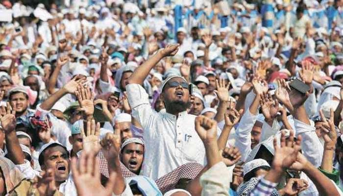 आरक्षणासाठी आता मुस्लीम समाज आंदोलनाच्या तयारीत