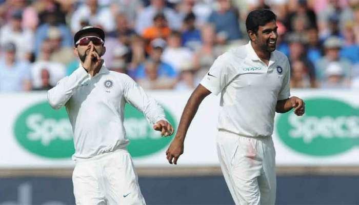 भारताचा भेदक मारा, इंग्लंड २८७ रनवर ऑल आऊट
