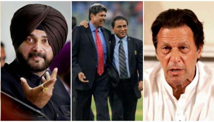 भारतीय क्रिकेटपटूंनी धुडकावले इम्रान खान यांच्या शपथविधीचे निमंत्रण