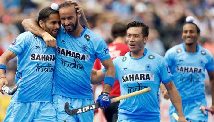 भारतीय हॉकी टीमचा 26-0 ने ऐतिहासिक विजय
