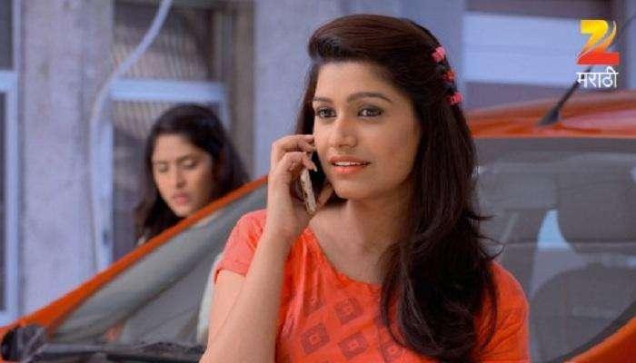 'माझ्या नवऱ्याची बायको' मालिकेला शनायाचा अखेर रामराम!