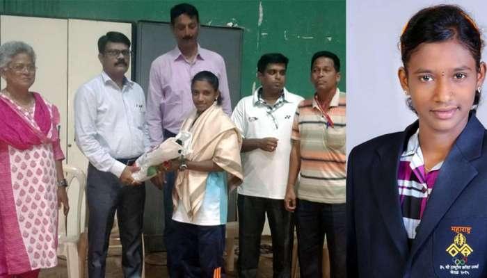 इंग्लंड आंतरराष्ट्रीय खो खो स्पर्धा : रत्नागिरीची ऐश्वर्या सावंत भारतीय संघात