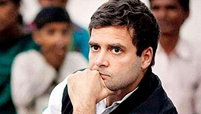 आरएसएस विषासारखंच... चव घेऊ नये, राहुल गांधींना सल्ला
