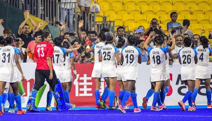 Asian Games 2018 : ३६ वर्षानंतर भारतीय महिला टीमला हॉकीत पदक