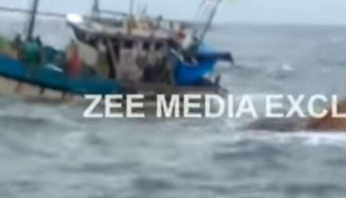 जिगरबाज पितापुत्रांनी खवळलेल्या समुद्रात बुडणाऱ्या ११ जणांना वाचवले