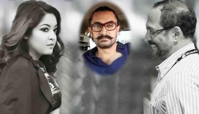 तनुश्री - नाना प्रकरणार आमिर खानची प्रतिक्रिया
