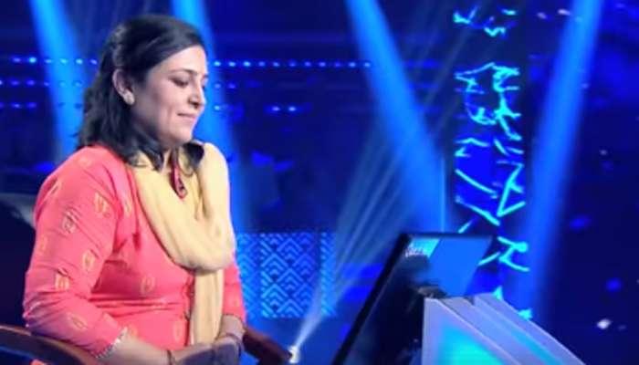 KBC : शोमध्ये पहिली करोडपती बिनीती जैन जिंकू शकली असती 7 करोड, पण...