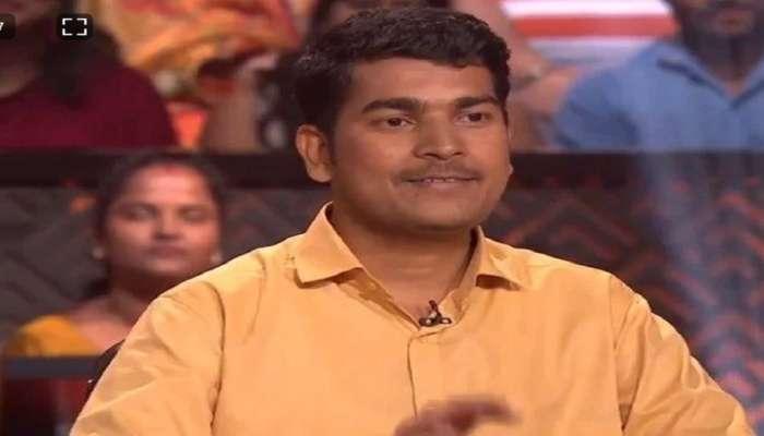 KBC 10 : बिनीत जैननंतर हॉट सीटवर पोहोचला शेतकऱ्याचा मुलगा