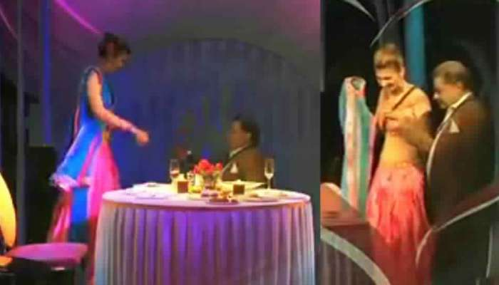 VIDEO : गुडघ्यांवर बसून अनूप जलोटा जसलीनला म्हणाले, I Love You