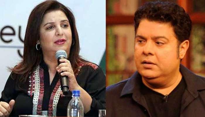 #MeToo साजिद खानवरच्या आरोपांवर बहीण - भाऊ म्हणतात...