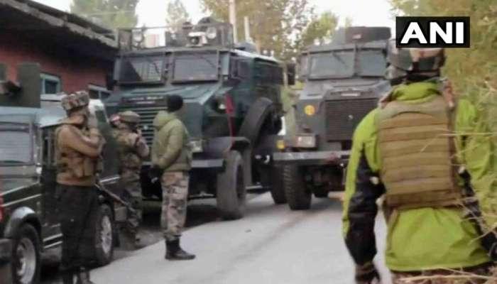 भारतीय हद्दीत घुसणाऱ्या दहशतवाद्याचा खात्मा