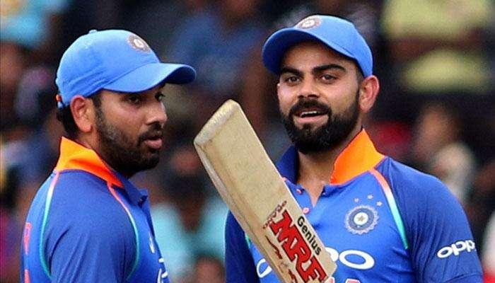 विराट-रोहितचं शतक, भारताकडून वेस्ट इंडिजचा धुव्वा