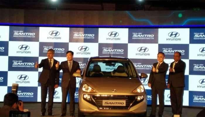 ह्युंदाईची नवी सेंट्रो कार