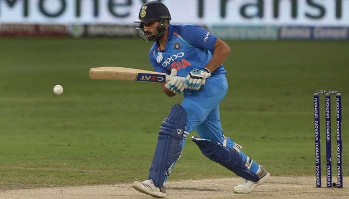 रोहित-रायुडूची शतकं, वेस्ट इंडिजला विजयासाठी ३७८ रनची गरज