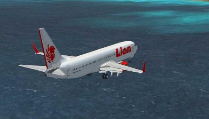 1,000 किमी प्रति तासाच्या वेगाने समुद्रात कोसळलं इंडोनेशियाचं विमान