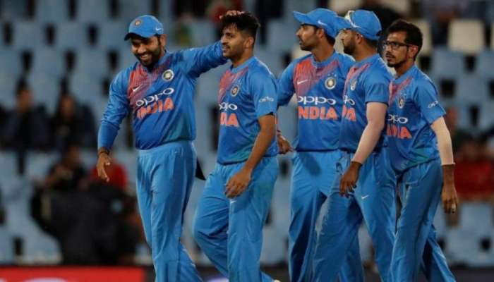 वेस्ट इंडिजविरुद्धच्या पहिल्या टी-२०मध्ये भारताचा बॉलिंगचा निर्णय