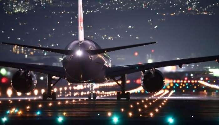 मुंबई आंतरराष्ट्रीय विमानतळावर कर्मचाऱ्यांचं आंदोलन