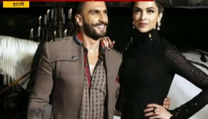 Deepika Padukone And Ranveer Singh Big Fat Italian Wedding