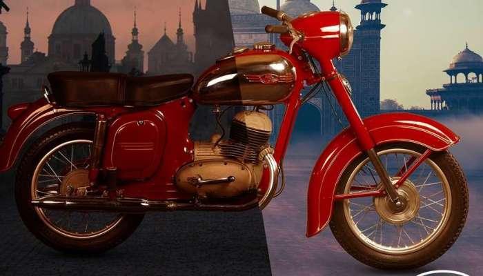 'जावा' बुलेट पुन्हा बाजारात, आणखी ५ बाईकची 'धूम'