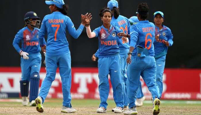 महिला टी-२० वर्ल्ड कप : सेमी फायनलमध्ये भारताचा मुकाबला इंग्लंडशी
