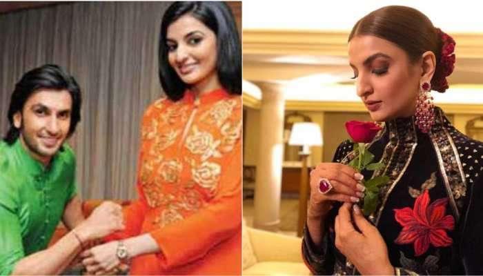 रणवीर सिंहची बहिण रितिका भवनानी बॉलिवूड अभिनेत्रींना देणार टक्कर