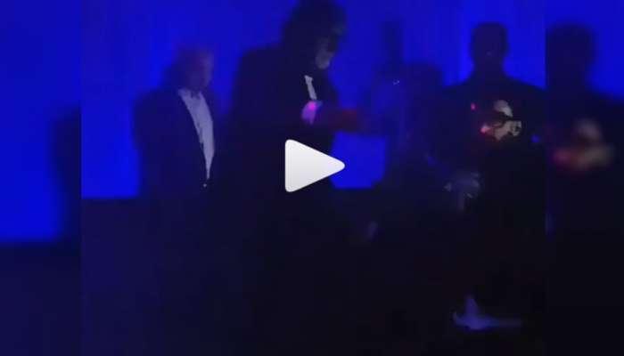 VIDEO : 'जुम्मा चुम्मा'वर रणवीर, बिग बी थिरकले आणि...