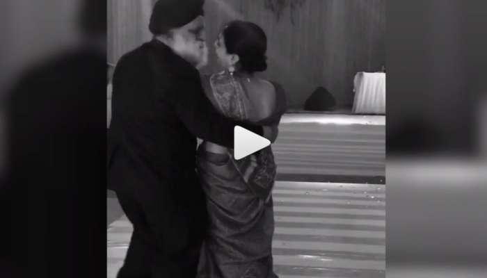 VIDEO : #Couple_Goals देणाऱ्या 'या' काका-काकूंचा डान्स व्हायरल