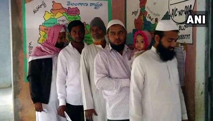 राजस्थान आणि तेलंगणामध्ये मतदानाला सुरूवात