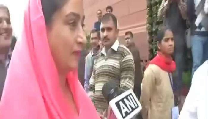 New_Delhi_Harsimrat_Kaur_Badal_On_State_Assembly_Election_Result_2018