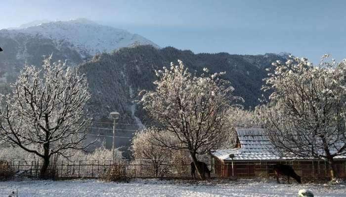 थंडीत Snowfall ची घ्या मजा... Travel List करा तयार