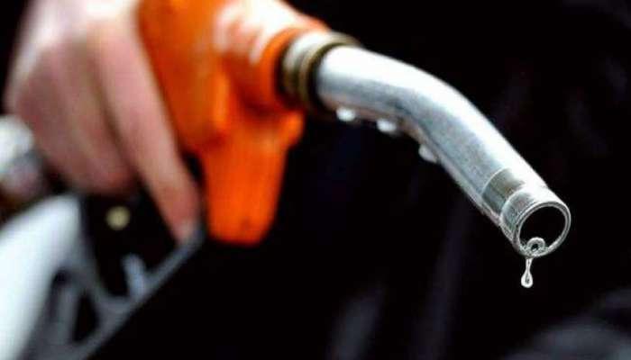 सलग दुसऱ्या दिवशी पेट्रोल-डिझेलच्या किंमतीत वाढ...