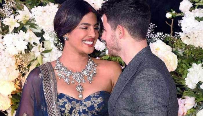#Nickyanka reception:  नववधू 'प्रियां'का बावरते.....