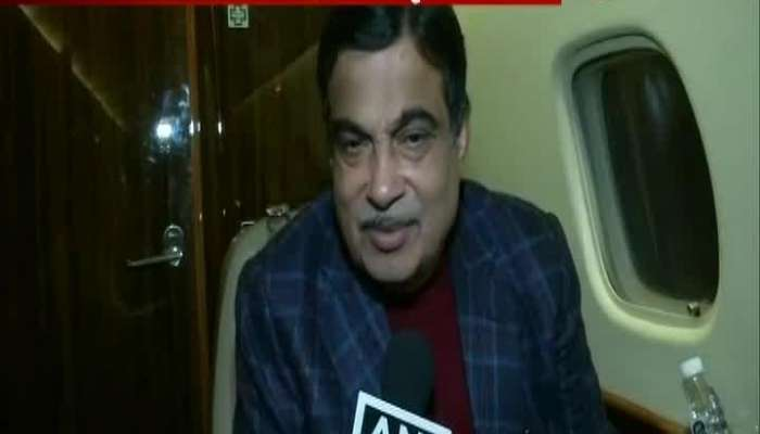 Nitin Gadkari Not In Prime Minister Race.