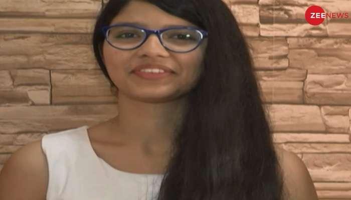 गुजरातमधील या मुलीचे जगात सर्वात लांब केस । पाहा व्हिडिओ