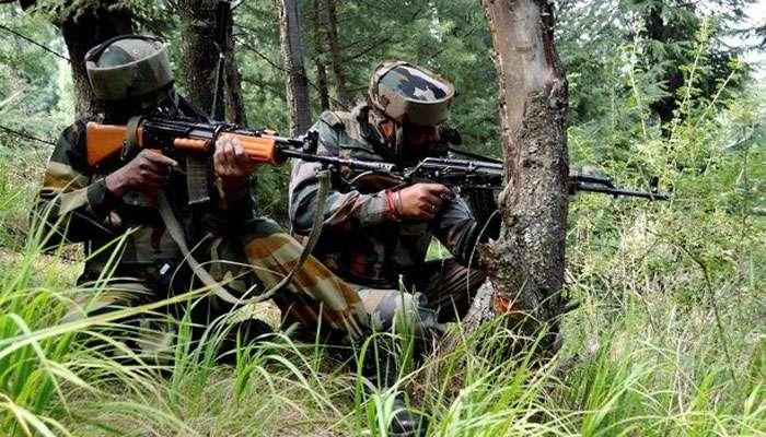 पाकिस्तानकडून गोळीबार, दोन भारतीय अधिकारी शहीद