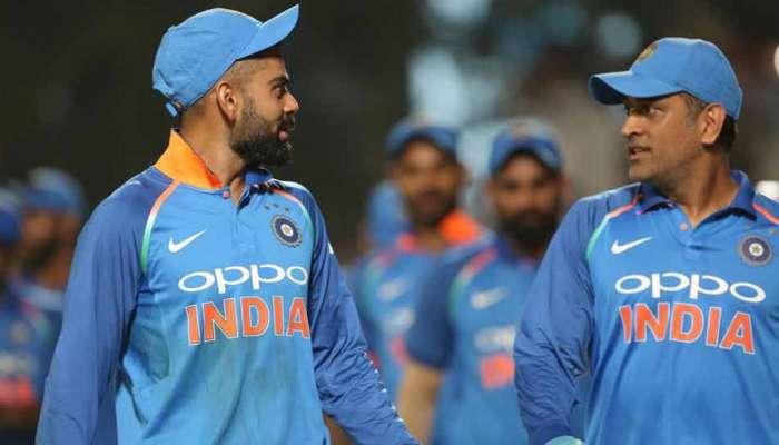 कोहली म्हणतो माहीला टी-२० खेळायचं नाही, मग तरी धोनीचं पुनरागमन का?