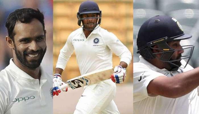 INDvsAUS: तिसऱ्या टेस्टसाठी भारतीय टीममध्ये बदल, नव्या ओपनरना संधी