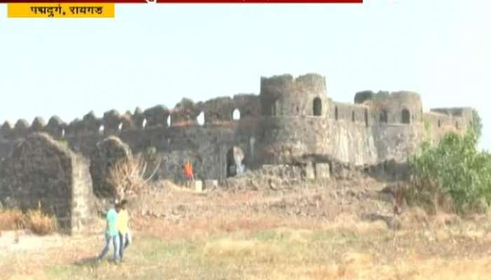 Raigad Padmadurg Sea Fort Will Govt Look After Preservation Of Forts