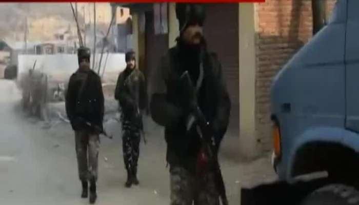 Huge Arms Cache Seized In Jammu And Kashmir