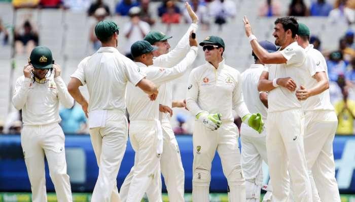 INDvsAUS: मेलबर्न पराभवाच्या ३ तासांमध्ये ऑस्ट्रेलियन टीममध्ये बदल