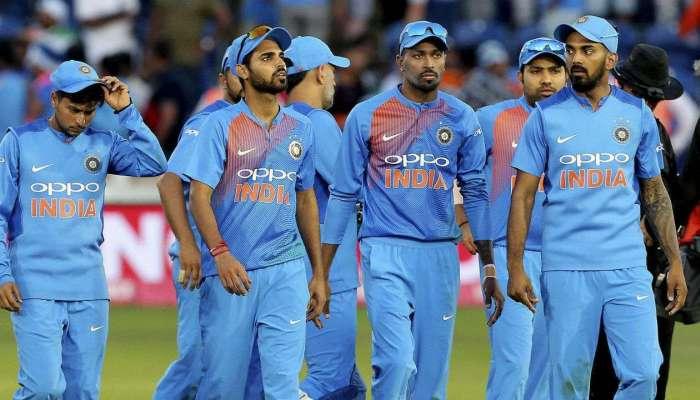 ऑस्ट्रेलिया विरुद्ध वनडे सीरीजमध्ये पंतसह ३ खेळाडू बाहेर