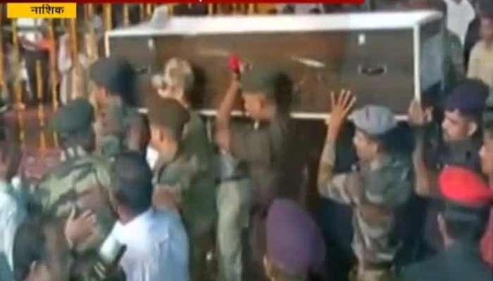 Nashik Ground Report On Martyr Keshav Gosavi_s Family Still Didn_t Get Help From Govt